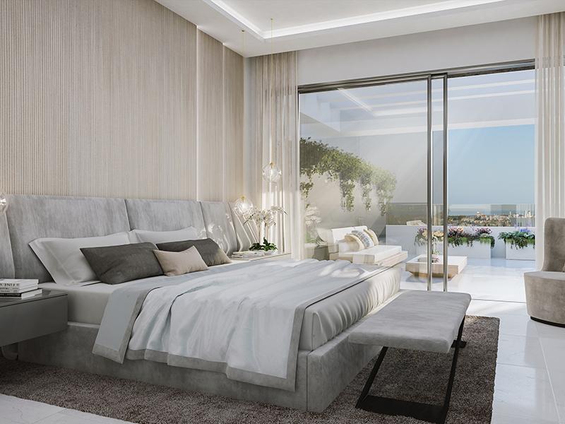 Dormitorio campanario Hills