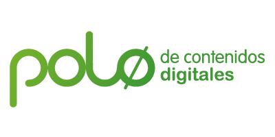 Polo de Contenidos Digitales logo