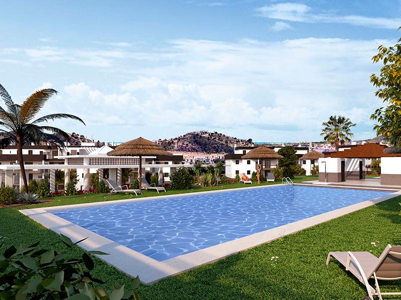 exterior piscina e instalaciones Torrecañaveral