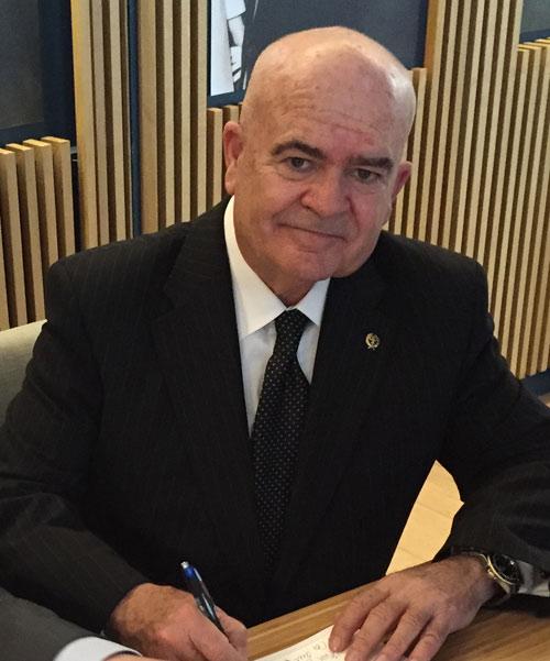 Miguel Garrido. Presidente de GIPE
