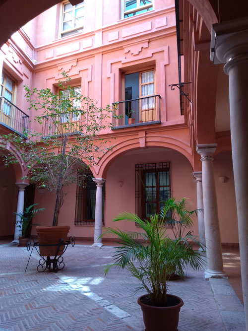Palacio Salinas. Sede de GIPE
