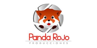 Panda-Rojo Producciones logo