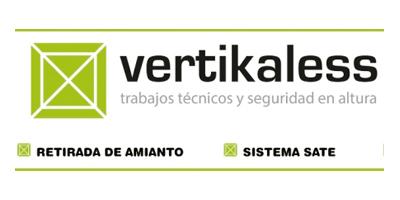 Vertikaless logo